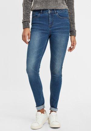 Lenna - Jeans baggy - antique blue
