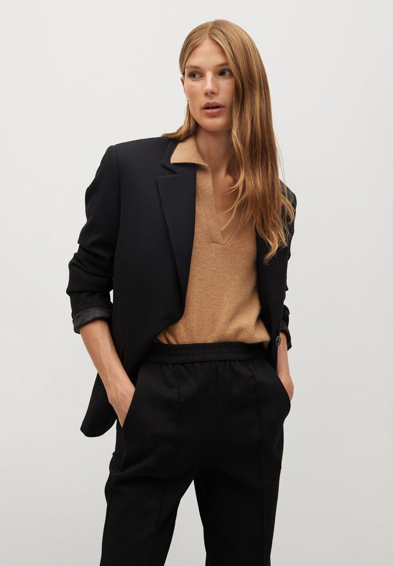 Mango - JAMES - Blazer - schwarz