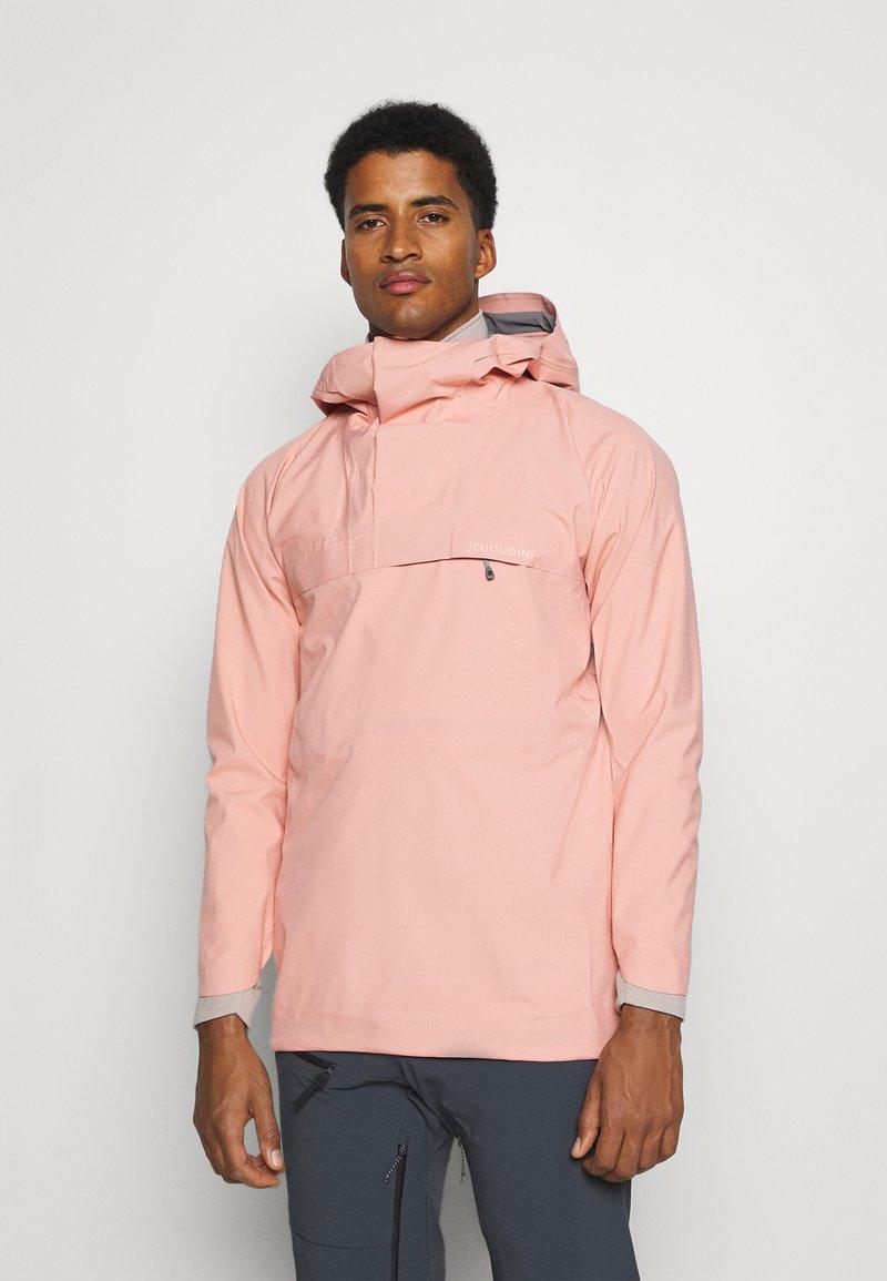 Houdini - THE SHELTER - Ski jacket - beaker pink