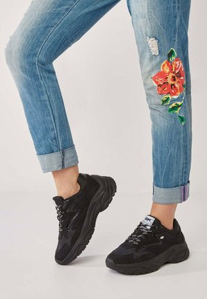 GALAXY  - Sneakers laag - black