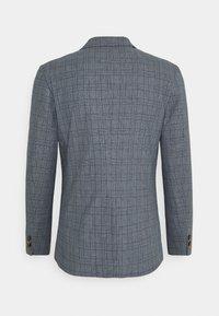 Jack & Jones PREMIUM - JPRRAY CHECK - Suit jacket - grey melange - 1