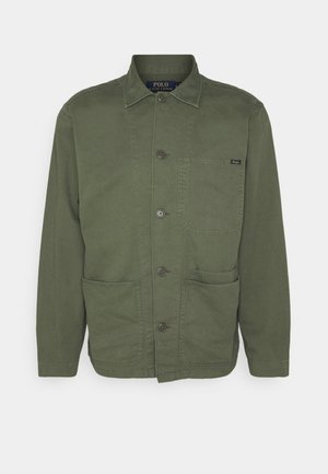 PIECEDYE MILT CHINO - Shirt - army olive