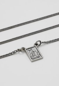 Nialaya - THE SACRED HEART PENDANT - Necklace - silver - 5