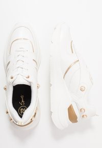 River Island - Joggesko - white - 3