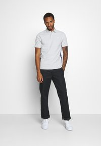 G-Star - SIDE STRIPE POLO S\S - Polo shirt - cool grey - 1
