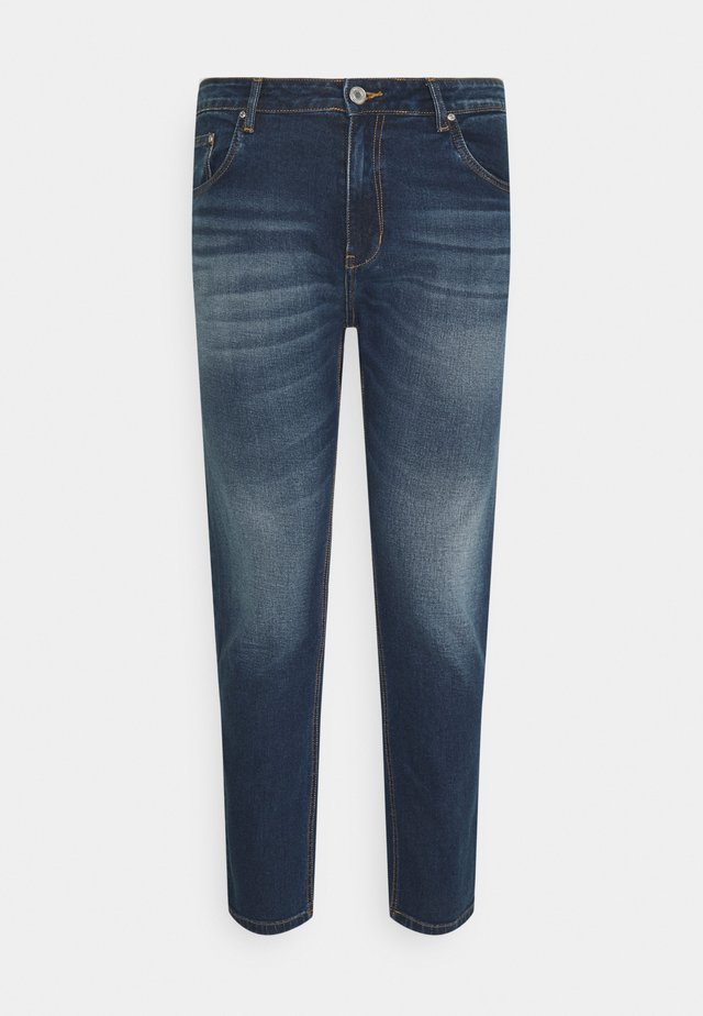 Slim fit jeans - indigo wash