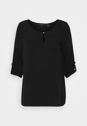 VMNADS FOLD UP - Blouse - black