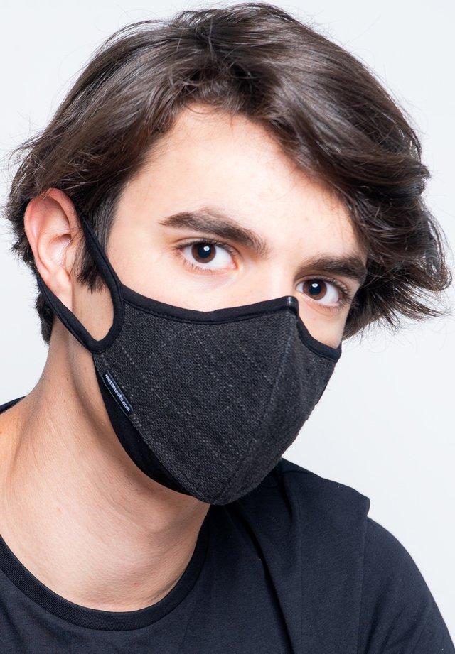 Maschera in tessuto - black