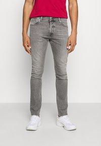 Diesel - D-LUSTER - Slim fit jeans - grey denim - 0