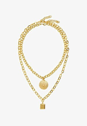 CHAD - Necklace - gold