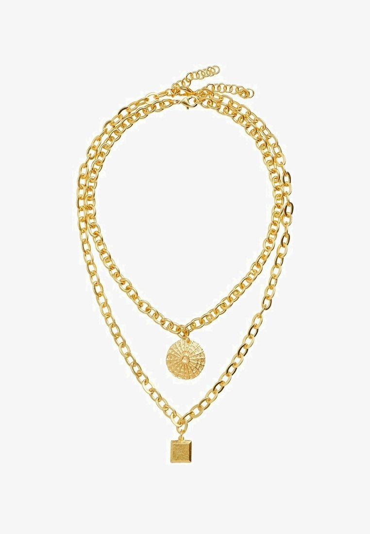 Violeta by Mango - CHAD - Necklace - gold