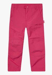 TrollKids - KIDS HAMMERFEST PRO SLIM FIT - Kalhoty - rubine red - 0
