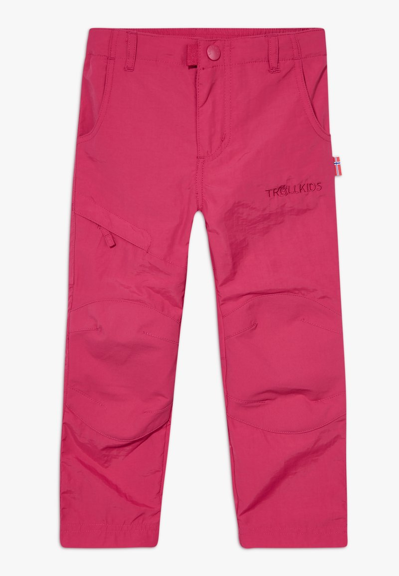 TrollKids - KIDS HAMMERFEST PRO SLIM FIT - Kalhoty - rubine red