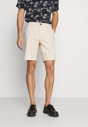 SLHCHESTER FLEX CAMP - Shorts - oyster gray