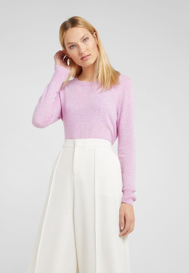 LAYLA CREW - Pullover - petunia