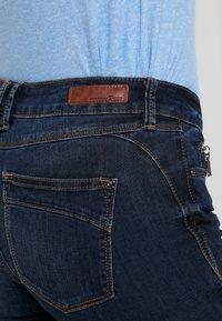TOM TAILOR DENIM - JONA - Jeans Skinny Fit - dark stone wash - 3