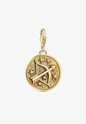 Pendant - gold-coloured
