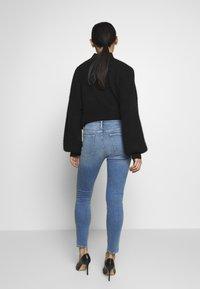 Frame Denim - LE HIGH SKINNY - Jeans Skinny Fit - blue denim - 2