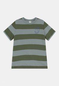 ARKET - Print T-shirt - green - 0