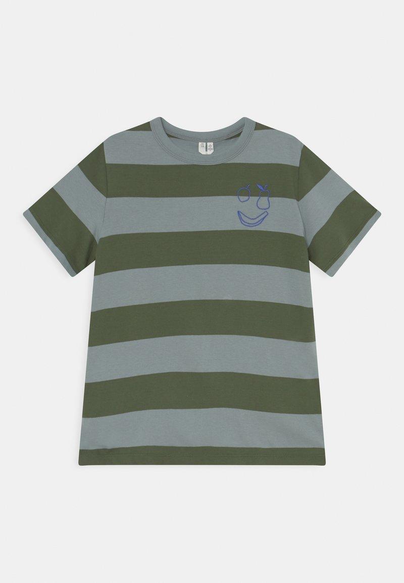 ARKET - Print T-shirt - green