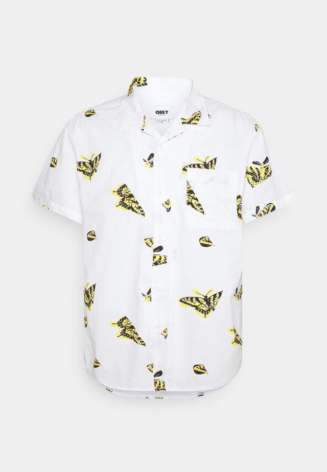 BUTTERFLY - Skjorter - white/multi
