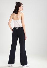 Roxy - OCEANSIDE - Kalhoty - true black - 2