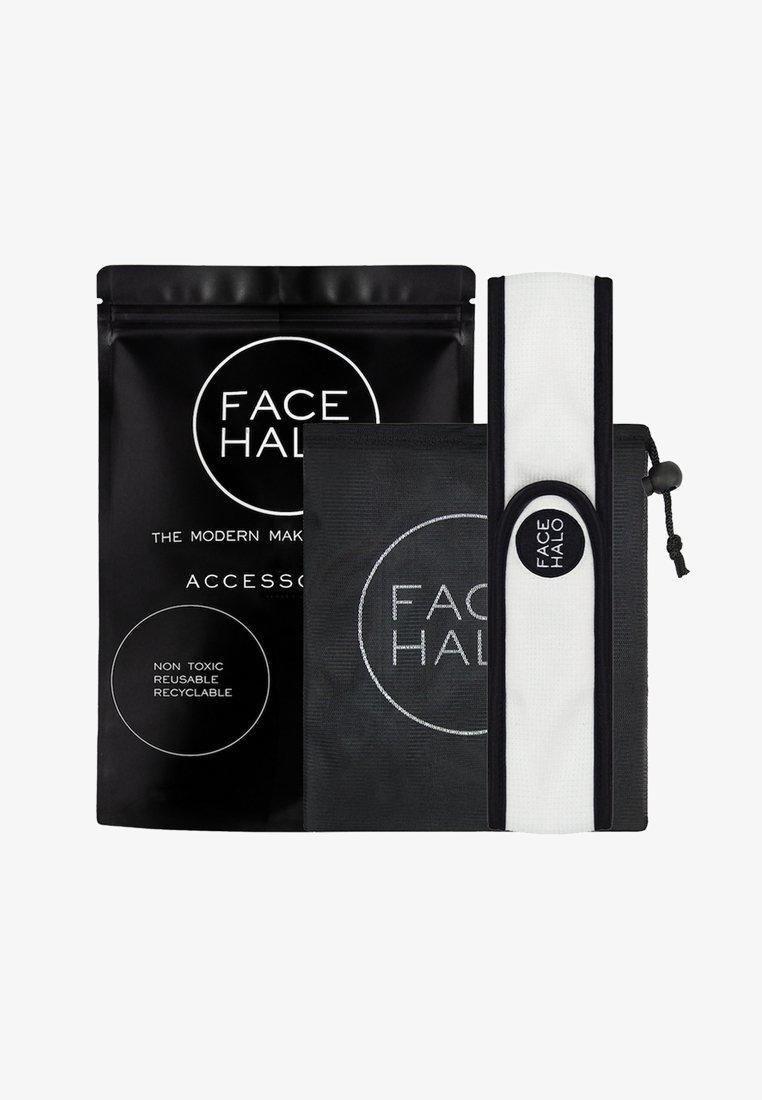 Face Halo - FACE HALO ACCESSORIES - Huidverzorgingsset - black/white