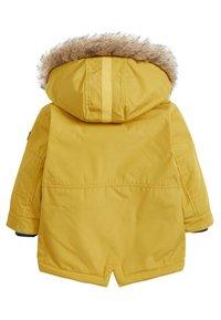 Next - Winter coat - yellow - 1
