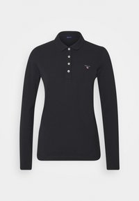 GANT - ORIGINAL - Polo shirt - black - 4