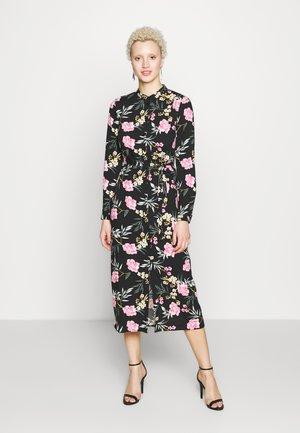 VMSIMPLY  - Denní šaty - black/elva