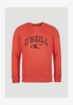 Sweatshirt - living coral