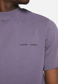 Samsøe Samsøe - NORSBRO - T-shirts print - cadet - 5
