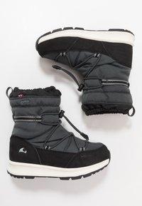 Viking - OKSVAL GTX - Zimní obuv - black/charcoal - 0