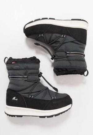 OKSVAL GTX - Zimní obuv - black/charcoal
