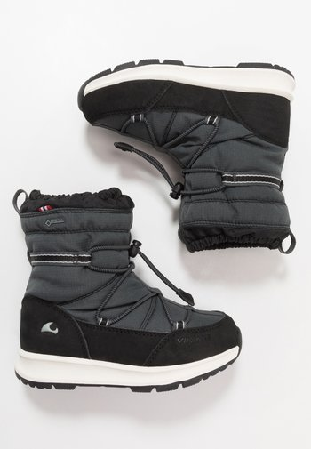 OKSVAL GTX - Winter boots - black/charcoal
