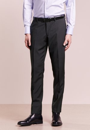 GORDON - Pantalon - dark grey