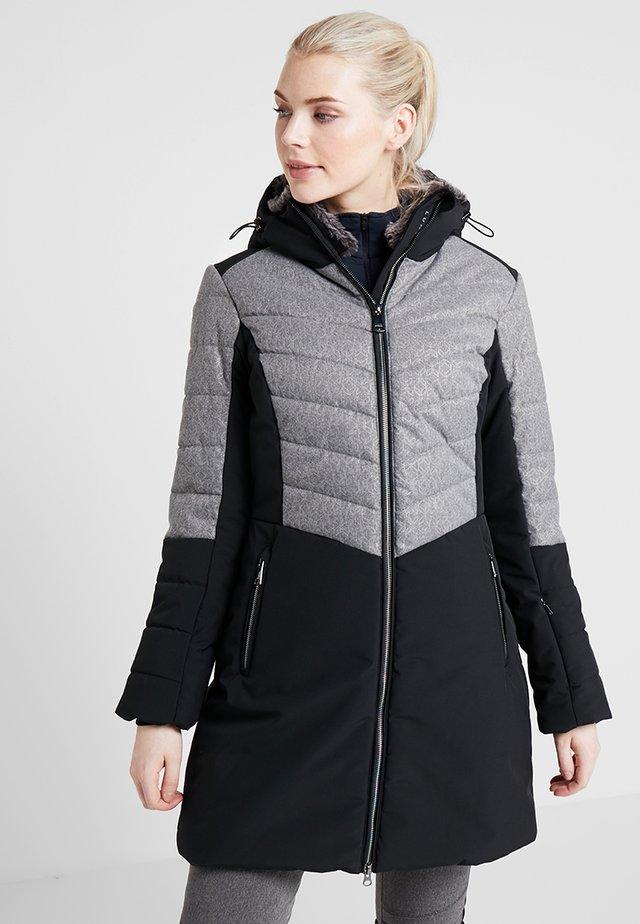 JALKARANTA  - Płaszcz zimowy - black