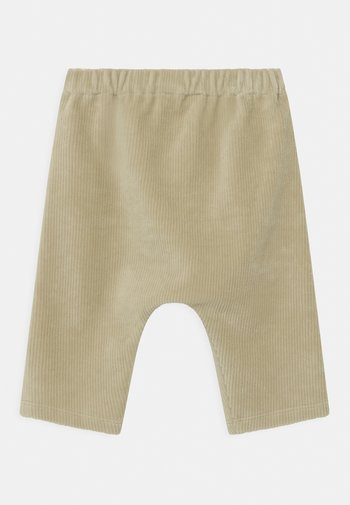 SET UNISEX  - Trousers - beige