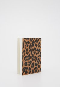 Hill & Friends - SMALL NOTEBOOK BOXED - Jiné doplňky - black/brown - 1