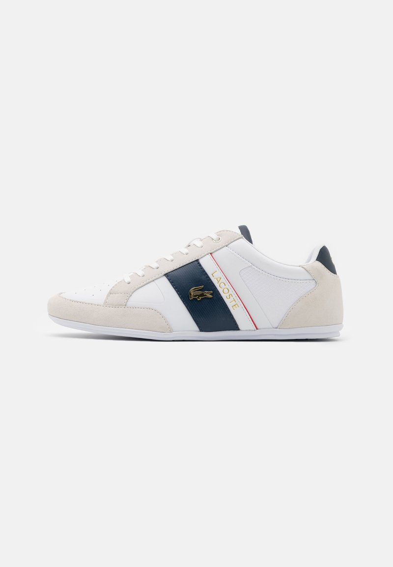 Lacoste - CHAYMON - Trainers - white/navy