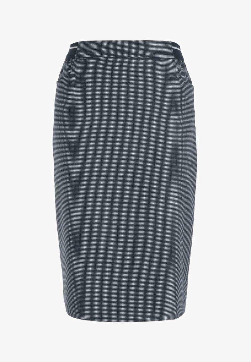 Frank Walder - NIZZA IN ELEGANTEM  - Pencil skirt - grey