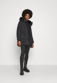ONLY - ONLCAMILLA QUILTED  - Winter coat - black - 1
