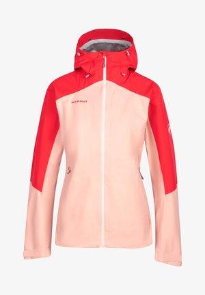 CONVEY TOUR  - Hardshell jacket - red