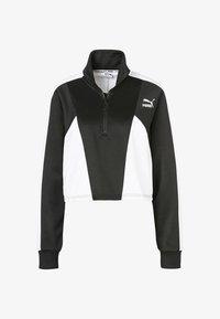 Puma - Sweatshirt -  black - 3