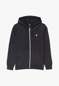 Element - CORNELL CLASSIC - Zip-up sweatshirt - charcoal heathe - 0