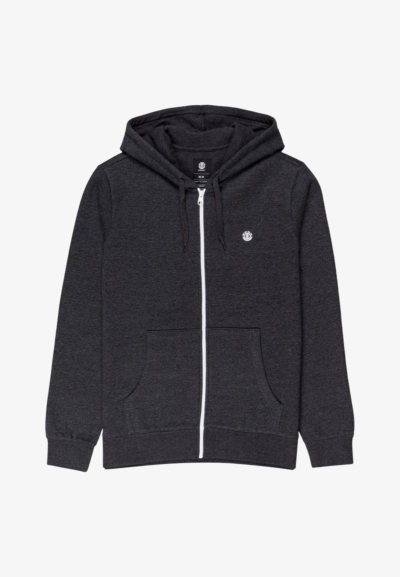 Element - CORNELL CLASSIC - Zip-up sweatshirt - charcoal heathe