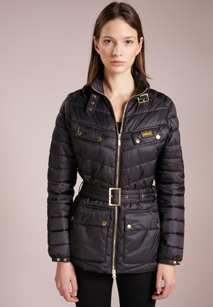 GLEANN QUILT - Light jacket - black
