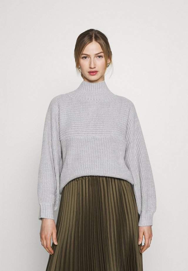 LIBBY - Sweter - grey dusty light