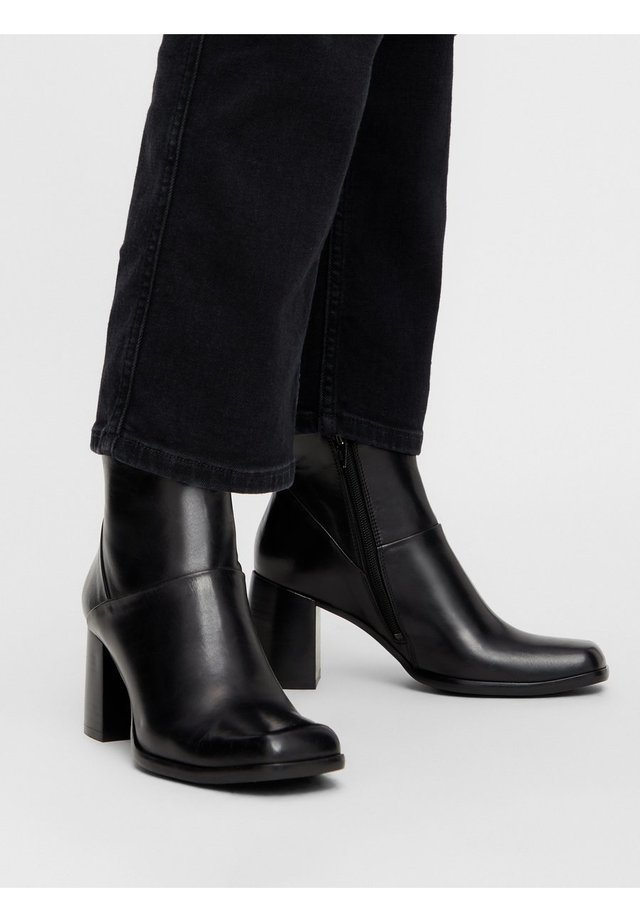 BIADAY - Classic ankle boots - black
