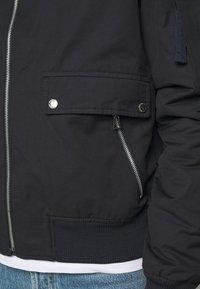 PS Paul Smith - JACKET - Giubbotto Bomber - dark blue - 5